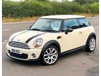 2011 MINI HATCHBACK 1.6 One 3dr