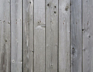Old Fence Boards