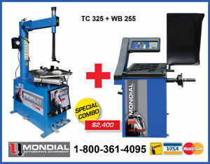NEW Tire Changer TC-325 Tire Machine Wheel BALANCER COMBO