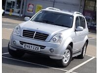 *TOP SPECS* Rexton II 2.7 SX AWD same as Mercedes ML 270 M Class 4x4 Jeep land rover BMW X5 , Shogun