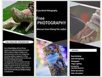 Free Photography [Riwaj Weddings | Asian Photography | Videogrpahy | Stage | Lighting | Provided DJ