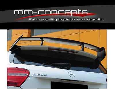 Heckspoiler für Mercedes Benz A-Klasse W176 A45 Dach spoiler AMG Flügel A250 A -