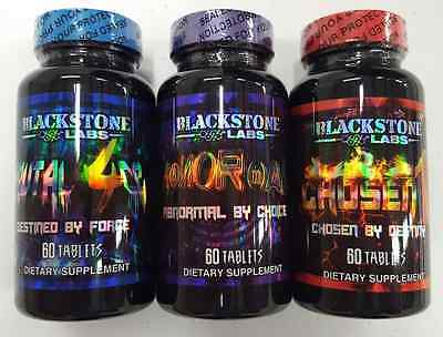 Blackstone Labs - Brutal 4ce + AbNORmal + Chosen1 Stack - FREE SHIPPING - NEW!, used for sale  Shipping to Nigeria
