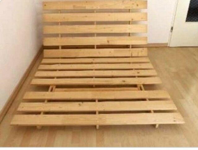 Ikea Grankulla Futon Bed Frame In