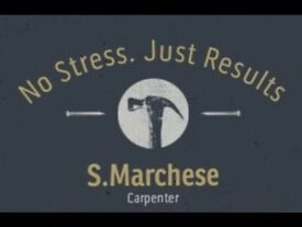 Carpenter - All types of work (PROFESSIONAL)