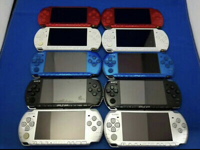 Used SONY PSP Playstation Portable Console Only PSP-3000 JAPAN Various colors