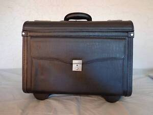 Office Trolley Bag - Trolley Case Travel Cabin Luggage - 70% Disc Guildford Parramatta Area Preview