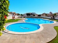 2 bedroom apartment available for rent from £125 per week in Cabo Roig,Costa Blanca, Spain