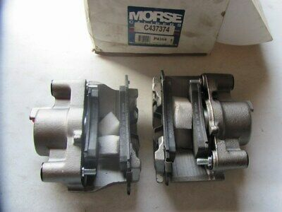 Morse P4354 Brake Caliper Set Front With Pads