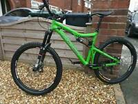 Intense spider 2 high spec, swap for downhill