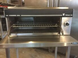 Falcon STEAKHOUSE GRILL gas operated - Professional Catering Equipment