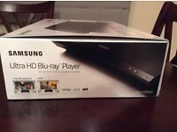 Samsung UBD-K8500 4K UHD Blu-Ray Player
