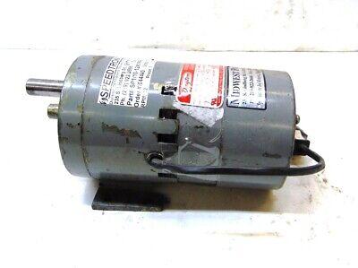 Dayton Gearmotor 3m136a 110 Hp 115 V 1 Phase 60 Hz 12 Rpm 2.6 Amps