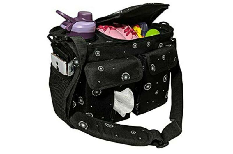 Tauvens Baby Stroller Organizer Bag