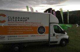 Rubbish Removal & Property Clearance From £55.00