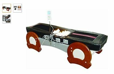 FIR FAR INFRARED JADE THERAPY MASSAGE BED / SPINAL TRACTION TABLE CHIROPRACTOR