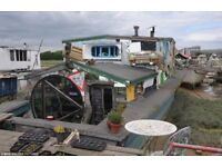 Houseboat available in Shoreham-By-Sea, - beautiful location