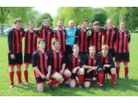 Footballers required for Div 1 Downs League