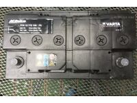 Car Battery 75 Amp Excellent condiction. See details