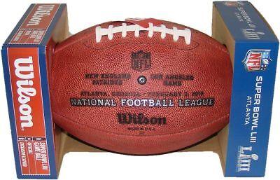 Football-NFL - Wilson Super Bowl Football - Trainers4Me e1d16643b