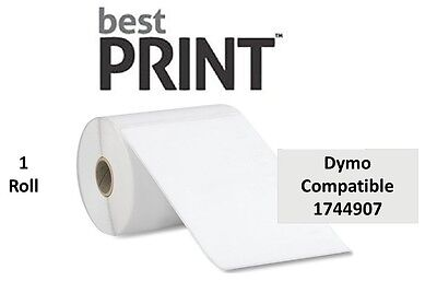 Best Print Dymo Compatible Thermal Labels, 4 x 6 inches, 1 Roll of 220