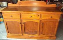 BUFFET..SIDEBOARD..TIMBER..GOOD CONDITION..1420MM LONG. Berwick Casey Area Preview