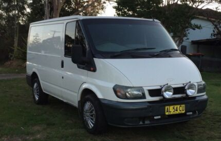 2001 Ford Transit V6 AUTO Harrington Park Camden Area Preview