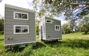 TINY HOUSES - READY TO BE YOURS!
