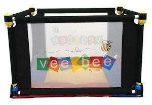 Valco Vee Bee 4 Sided Baby/Toddler Playpen with Play Mat - As New Willetton Canning Area Preview