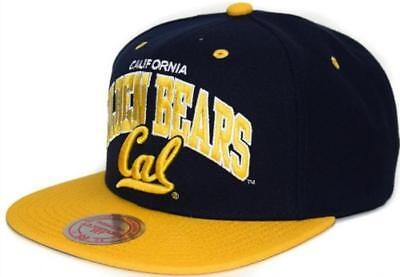 7dc58a398473d Mitchell   Ness California Olden Osos NCAA Team Arch HUD126 Gorra Snapback  segunda mano Embacar hacia