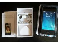 Unlocked iPhone 4 16gb MINT condition