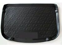 Audi A1 Rubber Boot Liner Tray for 3 door Car