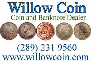 Coin and Bill Collections wanted
