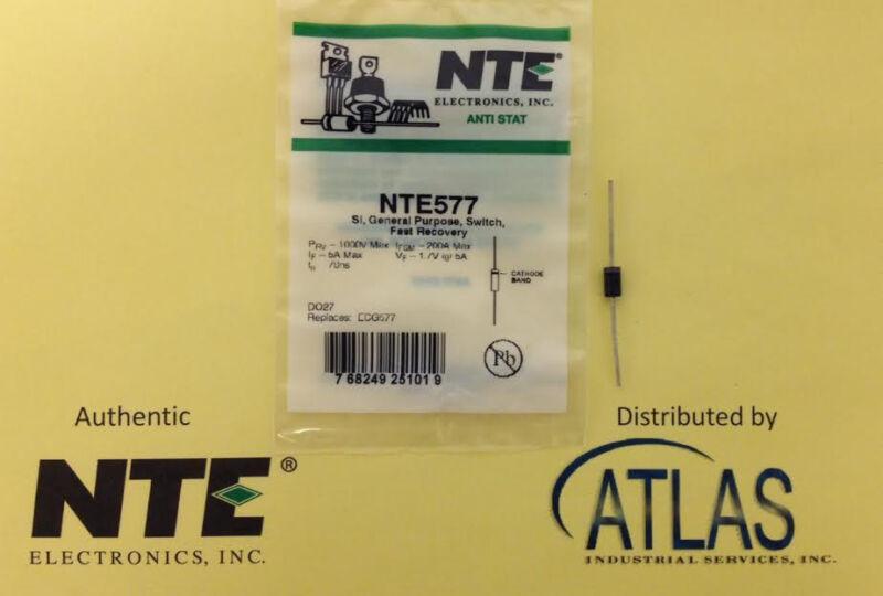 NTE NTE577 R-SI 1000V 5AMP 70NS