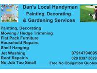 Dan's Gardening & Handyman Services