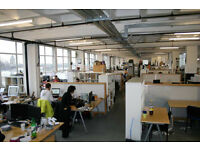 deskspace in Dalston