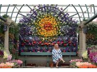Chelsea flower show tickets