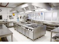 Looking for a commercial kitchen unit to rent