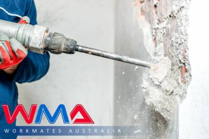 LABOURERS REQUIRED - IMMEDIATE START Ultimo Inner Sydney Preview