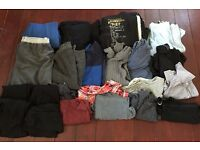 Huge Job Lot Bundle (22) of Mens Clothing – size M-XXL
