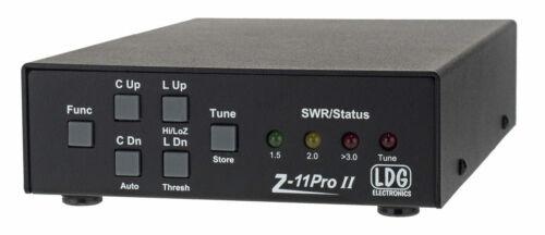 LDG Electronics Z-11PROII Tuner - Authorized USA LDG Dealer