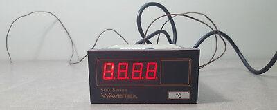 Wavetek Temperature Panel Meter 500 Series. 115v.