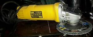 DEWALT CORDED ANFGLE GRINDER/ BUFFER Hamilton South Newcastle Area Preview
