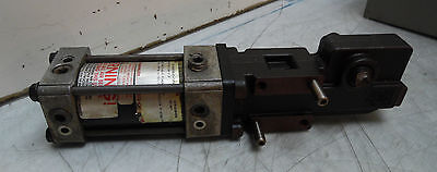 Norgren Pneumatic Cylinder G & L Double Ended Wer Clamp, SC51A-0-0-D-S2-2.0