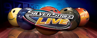 Silver Strike Live Factory Unit  W/ DBA+Coin Vault