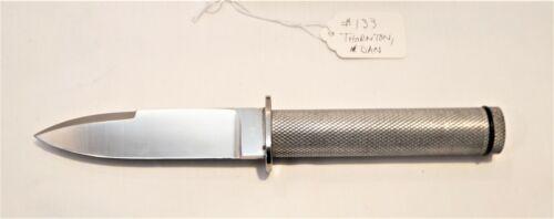 Thornton survival knife