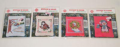 New Nmi Cross Stitch Needlecraft Kit   Christmas Holiday Ornament   You Choose