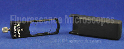 Zeiss Microscope Dic Slider 1122-909 For Pa 63x1.4 Oil Iii Objective