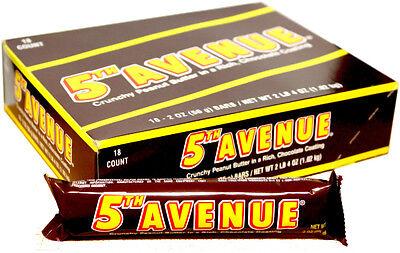 18 X 5th Avenue Candy Bars BULK  American Import