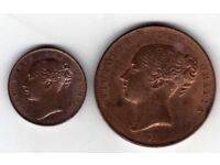Early Copper Coins in Nice Condition Wanted Pre 1870